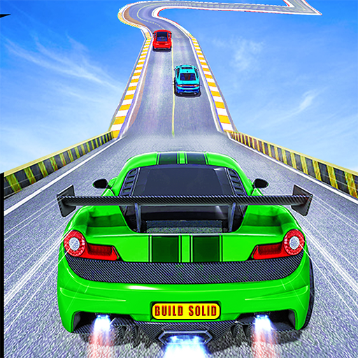 Impossible Track Car Driving Games: Ramp Car Stunt  (Unlimited money,Mod) for Android 1.7