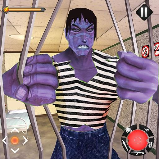 Incredible Monster: Superhero Prison Escape Games  (Unlimited money,Mod) for Android 1.6.0