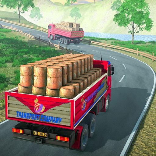 Indian Truck Driving : Truck Wala Game 1.30 (Unlimited money,Mod) for Android
