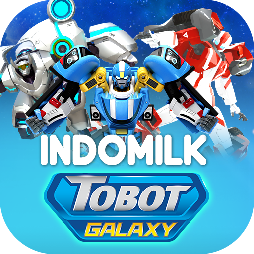 Indomilk Tobot Galaxy  (Unlimited money,Mod) for Android 3.3r2