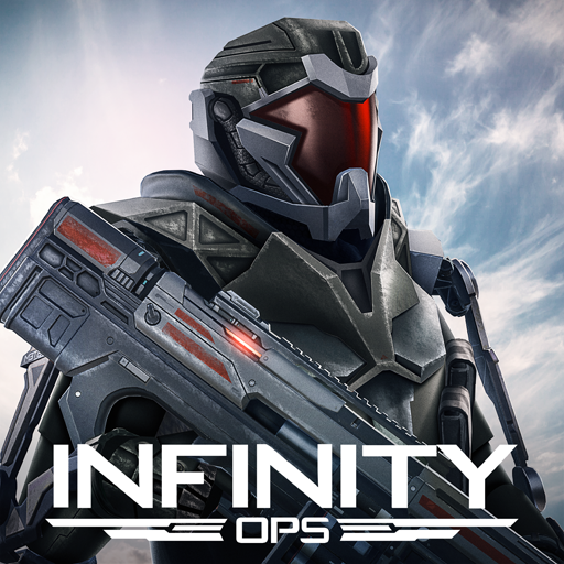 Infinity Ops: Online FPS  (Unlimited money,Mod) for Android 1.11.0