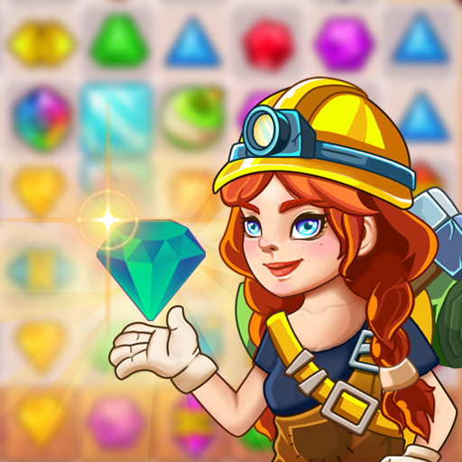 Jewel Mania Story  (Unlimited money,Mod) for Android 1.0.2