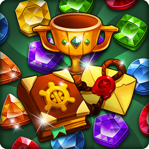 Jewel Voyage: Match-3 puzzle  (Unlimited money,Mod) for Android 1.8.0