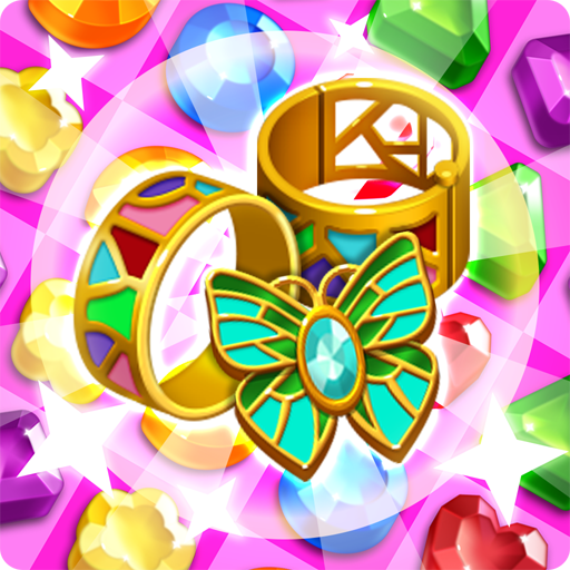 Jewel Witch – Best Funny Three Match Puzzle Game  (Unlimi 1.8.0
