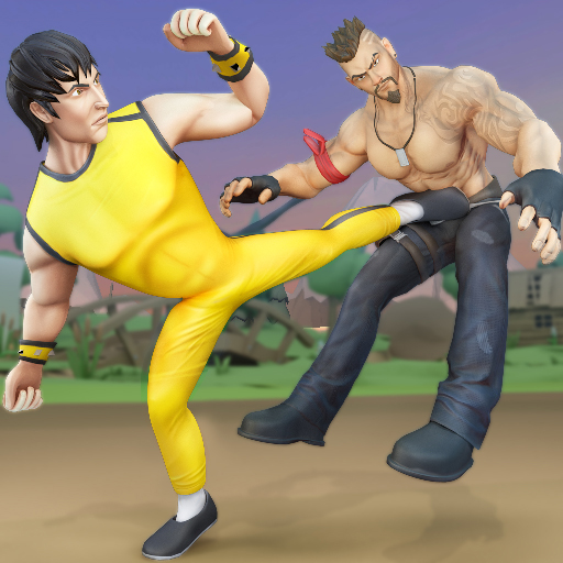 Kickboxing Karate Fighting Games: Kung Fu Fight 2.1 (Unlimited money,Mod) for Android