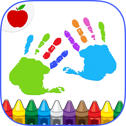 Kids Finger Painting Coloring  (Unlimited money,Mod) for Android 22