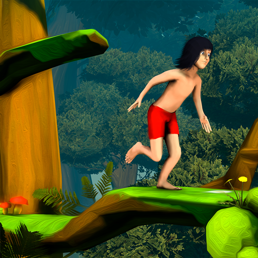 Kids Jungle Adventure : Free Running Games 78.1  (Unlimited money,Mod) for Android