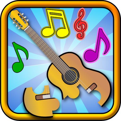 Kids Musical Puzzles  (Unlimited money,Mod) for Android 1.7.2