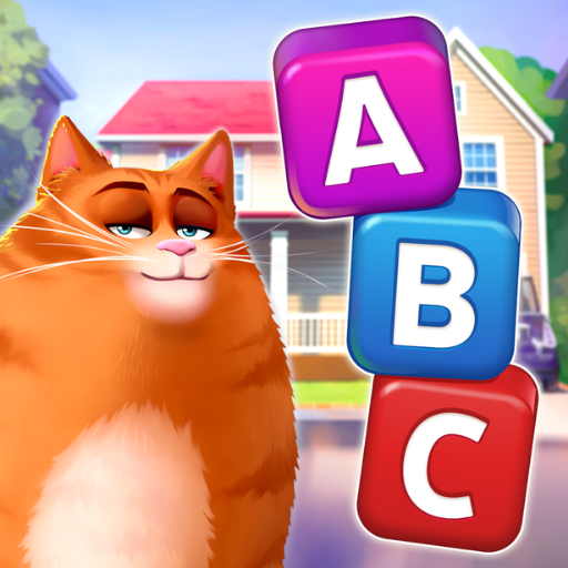 🔥Kitty Scramble: Word Stacks  1.220.3 (Unlimited money,Mod) for Android
