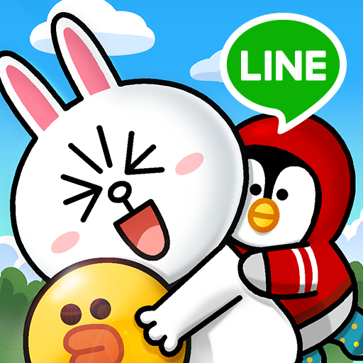 LINE Bubble!  (Unlimited money,Mod) for Android 2.19.0.2