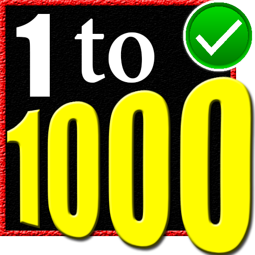 Learn 1 to 1000 Numbers (Unlimited money,Mod) for Android 3.4