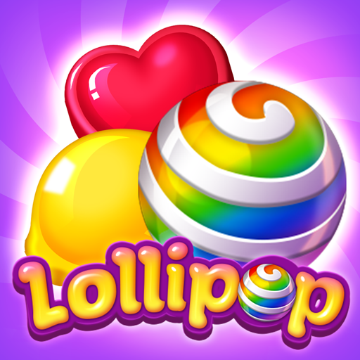 Lollipop: Sweet Taste Match 3  (Unlimited money,Mod) for Android 21.0113.00