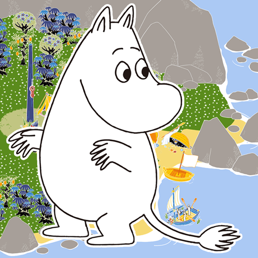 MOOMIN Welcome to Moominvalley  5.16.1 (Unlimited money,Mod) for Android