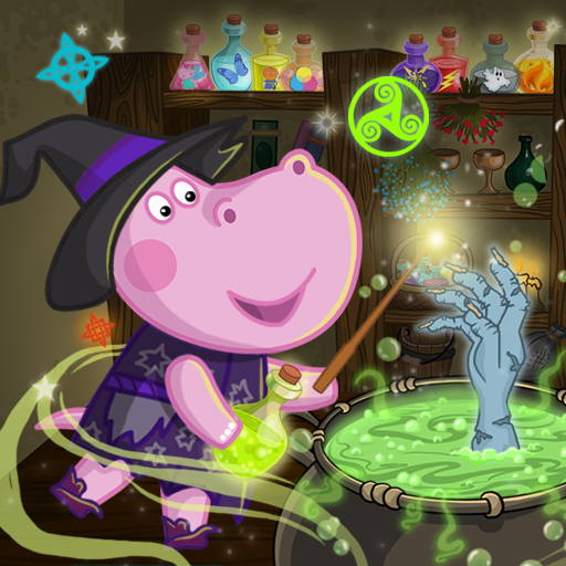 Magic school: Little witch  (Unlimited money,Mod) for Android 1.2.2