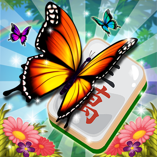 Mahjong Gardens: Butterfly World  1.0.33 (Unlimited money,Mod) for Android