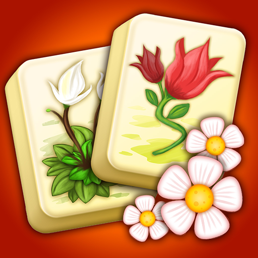 Mahjong Spring Flower Garden  (Unlimited money,Mod) for Android 1.0.3