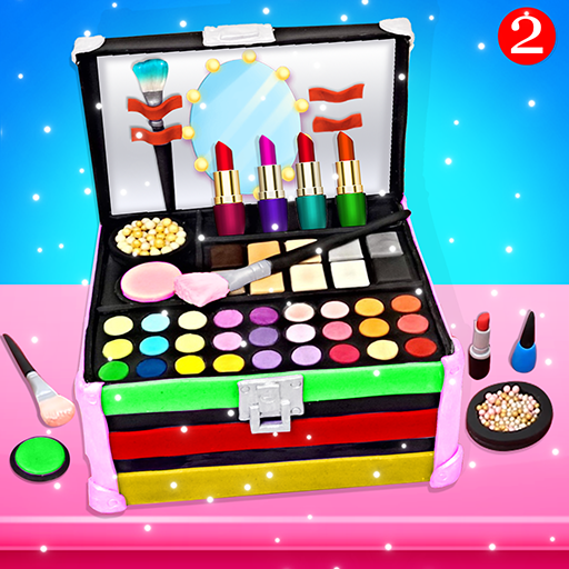 Makeup kit – Homemade makeup games for girls 2020  (Unlimited money,Mod) for Android 4.5.60