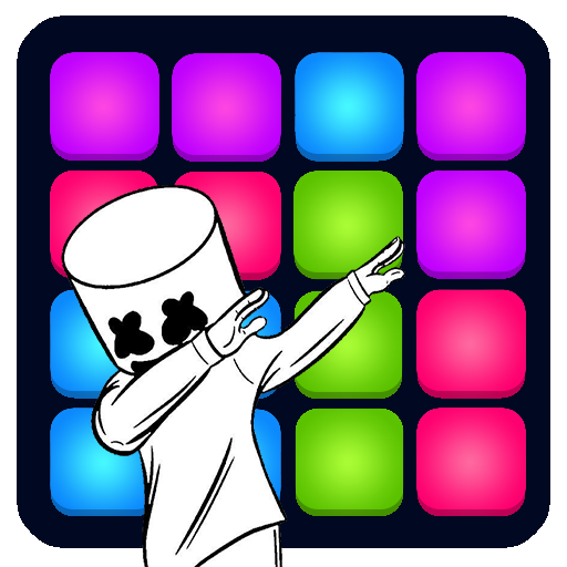 Marshmello LaunchPAD – Alan Walker & Skrillex DJ  (Unlimited money,Mod) for Android 2