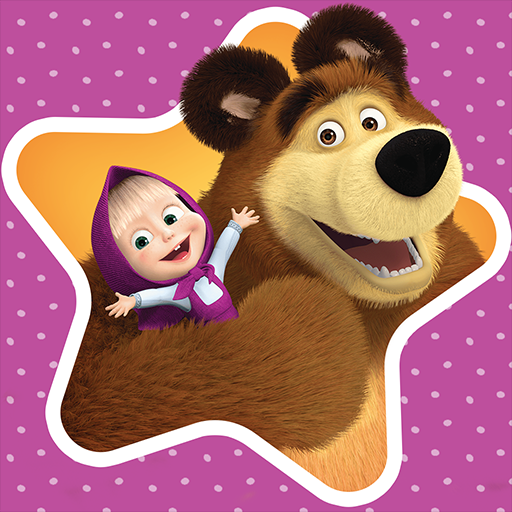 Masha and the Bear – Game zone 2.6 (Unlimited money,Mod) for Android