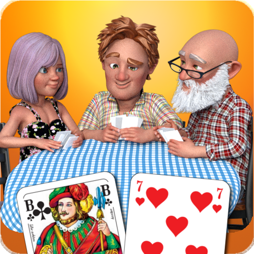 Mau Mau at the pub  (Unlimited money,Mod) for Android 3.6