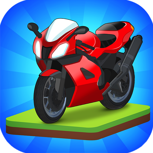 Merge Bike game  (Unlimited money,Mod) for Android 1.1.43