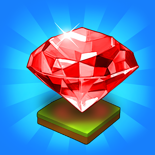Merge Jewels: Gems Merger Evolution games  (Unlimited money,Mod) for Android 2.0.18