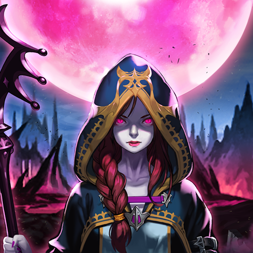 Merge Raid.io – Necromancer Story  1.2.02 (Unlimited money,Mod) for Android