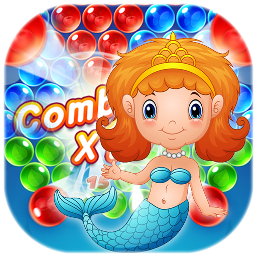 Mermaid  Bubble 2.6.0 (Unlimited money,Mod) for Android