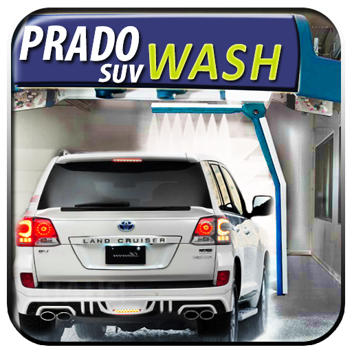 Modern Car Wash Service: Prado Wash Service 3D 1.0.5  (Unlimited money,Mod) for Android