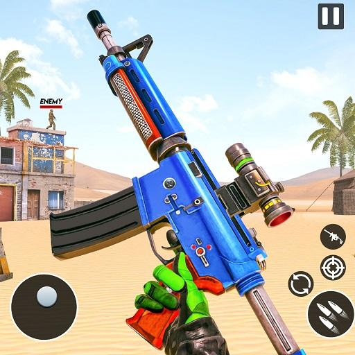 Modern FPS Shooting Game: Counter Terrorist Strike  1.5 (Unlimited money,Mod) for Android