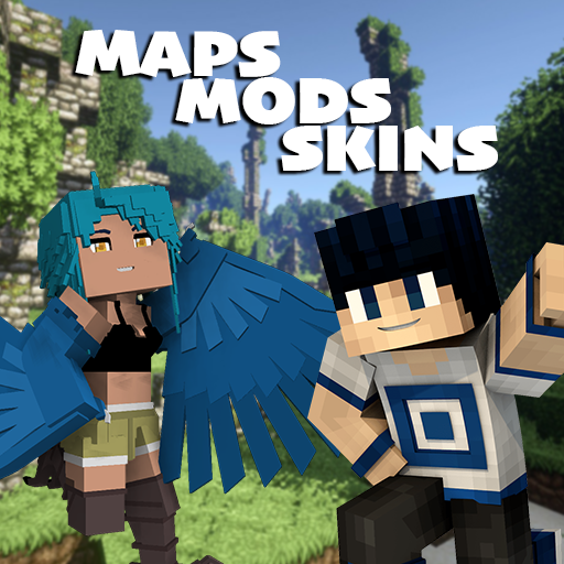 Mods, Skins, Maps for Minecraft PE  (Unlimited money,Mod) for Android 1.4