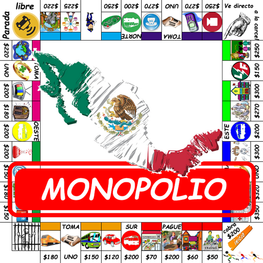 Monopolio.  (Unlimited money,Mod) for Android 1.77