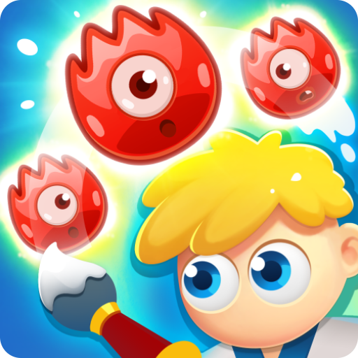 Monster Busters: Link Flash  (Unlimited money,Mod) for Android 1.2.10