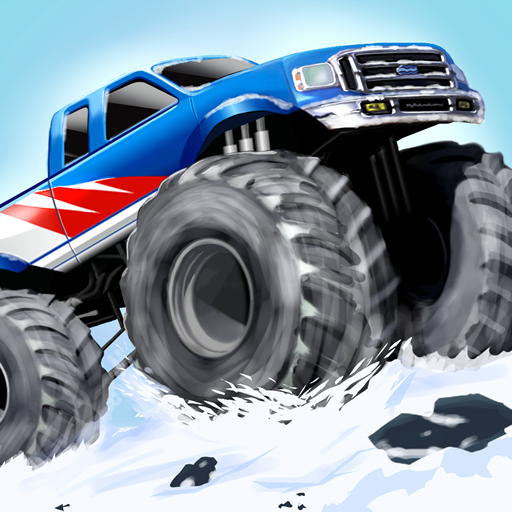 Monster Stunts — monster truck stunt racing game  (Unlimited money,Mod) for Android 5.12.62
