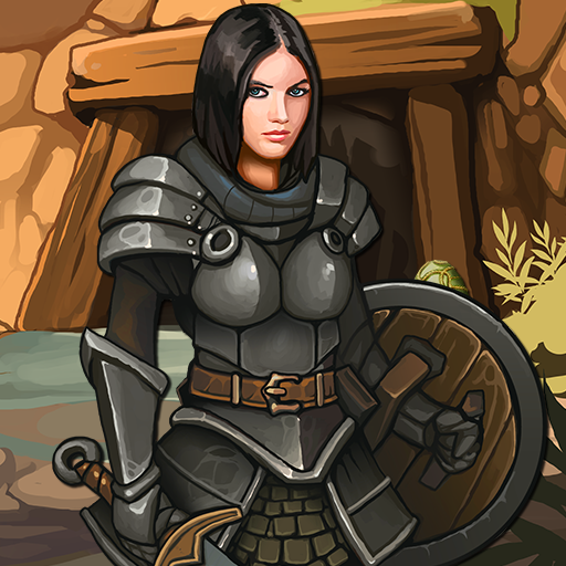 Moonshades: dungeon crawler RPG game  (Unlimited money,Mod) for Android 1.5.48