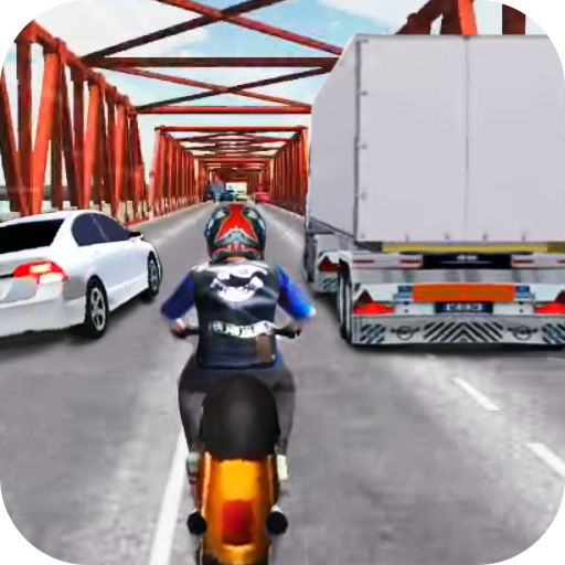 Moto racing –  Traffic race 3D  (Unlimited money,Mod) for Android 1.4
