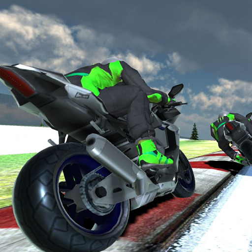 Motorsport MBK – Motorcycle Racing 2.0.3 (Unlimited money,Mod) for Android