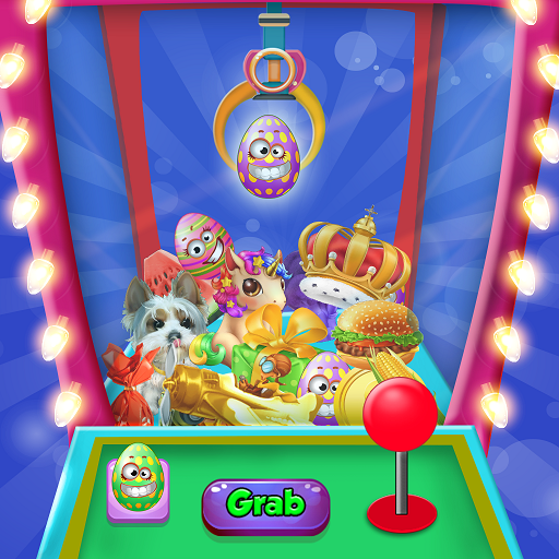 Multi Claw Machine Carnival: Surprise Toy Eggs  (Unlimited money,Mod) for Android 1.0.3