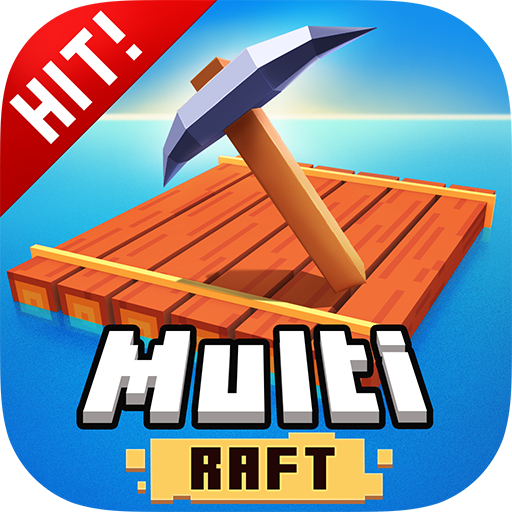 Multi Raft 3D: Survival Game on Island  (Unlimited money,Mod) for Android 2.4