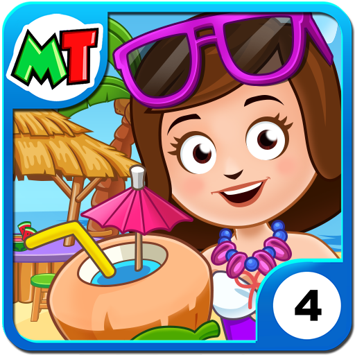 My Town : Beach Picnic  (Unlimited money,Mod) for Android 2.19
