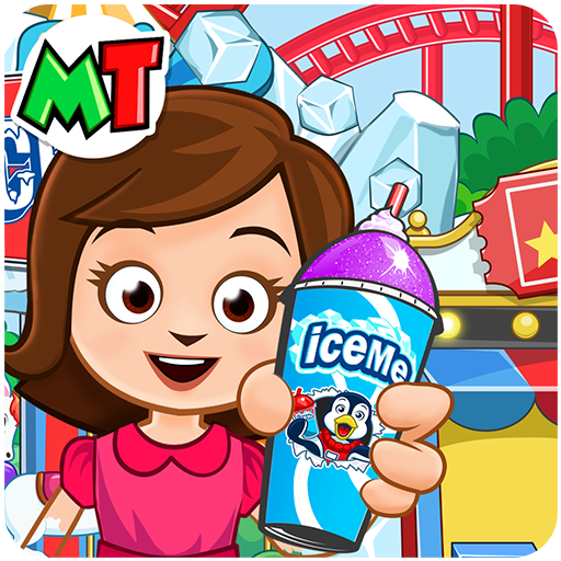 My Town : Fun Amusement Park Game for Kids Free  1.06 (Unlimited money,Mod) for Android