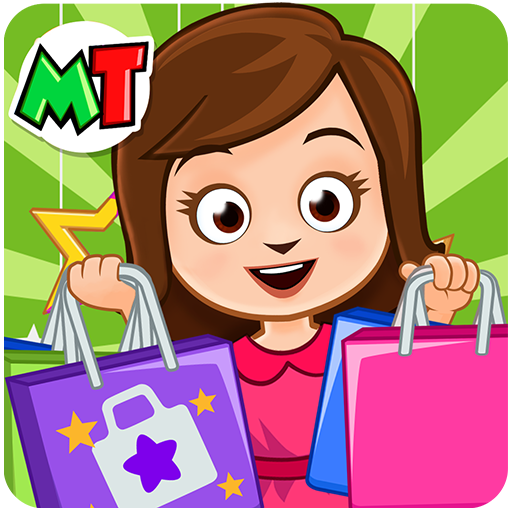My Town: Shopping Mall – Shop & Dress Up Girl Game  1.12 (Unlimited money,Mod) for Android