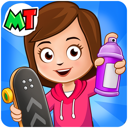 My Town : Street, After School Neighbourhood Fun  (Unlimited money,Mod) for Android 1.07