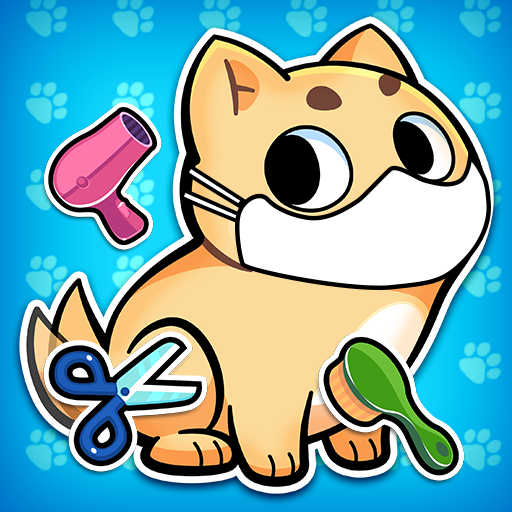 My Virtual Pet Shop: Take Care of Pets & Animals🐶  1.12.10 (Unlimited money,Mod) for Android