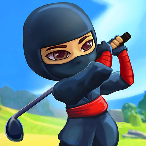 Ninja Golf ™ 1.6.7 (Unlimited money,Mod) for Android