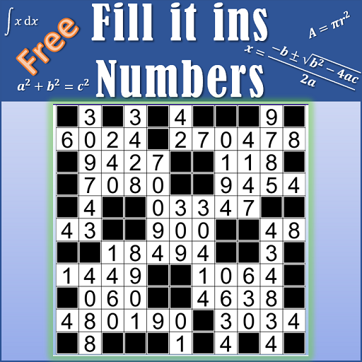 Number Fill in puzzles – Numerix, numeric puzzles (Unlimited money,Mod) for Android 6.6