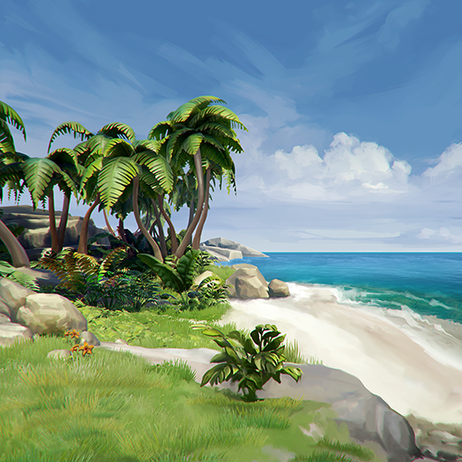 Ocean Is Home : Island Life Simulator  (Unlimited money,Mod) for Android  0.50