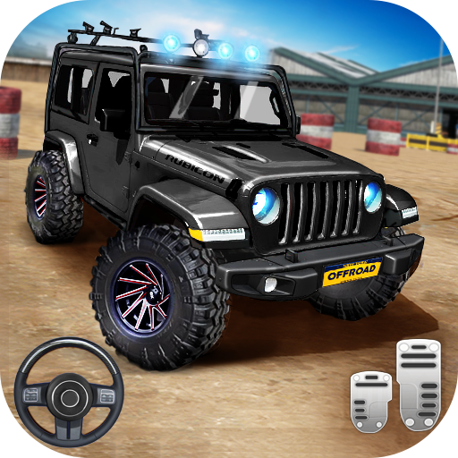 Off Road Monster Truck Driving – SUV Car Driving (Unlimited money,Mod) for Android 7.1
