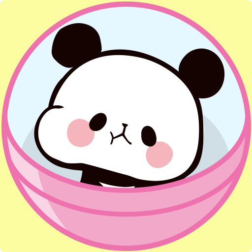 Mochi Mochi Panda Collection  1.6 (Unlimited money,Mod) for Android