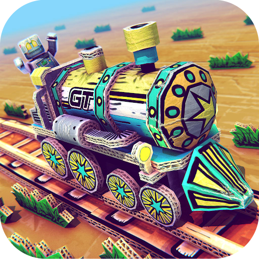 Paper Train: Rush  (Unlimited money,Mod) for Android 1.8.2